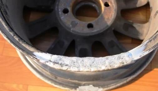 реставрированный диск