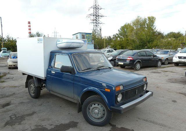 вис фургон
